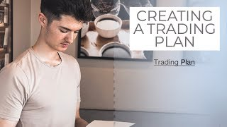 WHY HAVING A TRADING PLAN IS SO IMPORTANT as a Forex Trader | How YOU can Create one too