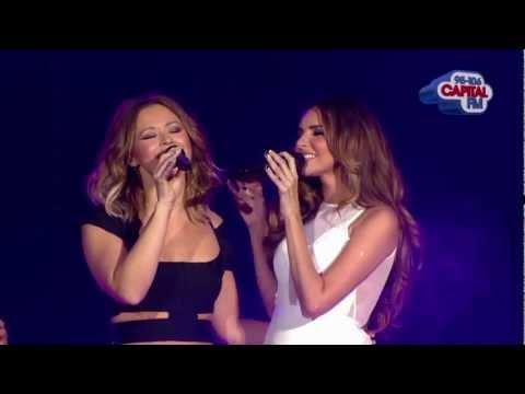Girls Aloud - Beautiful Cause You Love Me - Live at Jingle Bell Ball 2012 HD