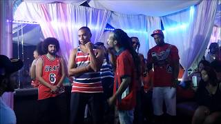 RED FLARE VS ZAID/THE ZOO BATTLE LEAGUE/TAKE HIS SOUL