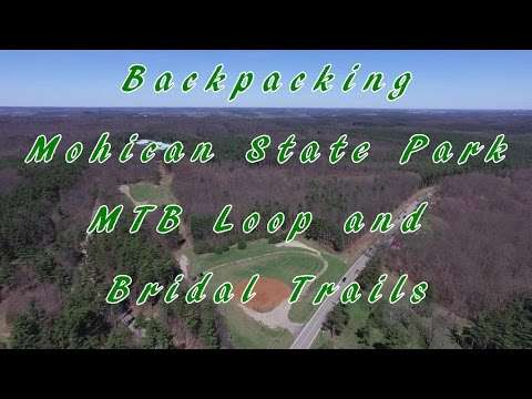 Ohio Hiking, Mohican State Park, Revisited April 7-8, 2017
