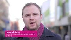 Joonas Könttä: Vaalivideo