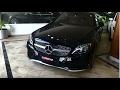 Review - Mercedes-Benz Classe C Coupé