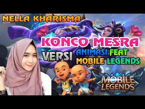 Parodi Konco Mesra Mobile Legends versi Upin Ipin