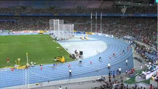 Usain Bolt  4x100 Relay -  Daegu 2011 New World Record(37,04 s )