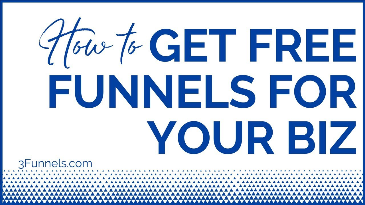 How to Get the 3 Shared Click Funnels for only $19/month