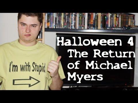HALLOWEEN 4  DIE RÜCKKEHR DES MICHAEL MYERS Dwight H. Little  Playzocker s 4.193