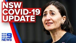 Coronavirus: NSW Premier updates on COVID-19 situation