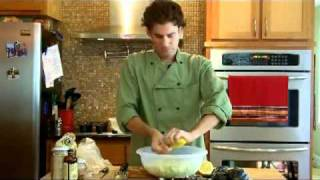 Apple Acorn Crisp - Chef Marshall O'brien