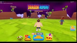 dragon riders roblox typ som slither.io