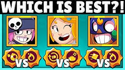 GAME-BREAKING Tier Star Power for Piper, Penny, and El Primo! | Star Power Tier List