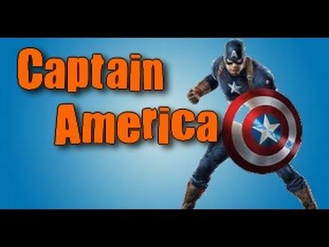 L 39 histoire de captain america youtube - Jeux de captain america gratuit ...