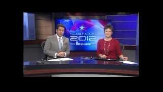 11/7/2012 Denise Valdez & Paul Joncich, KLAS-TV 8 News Now Las Vegas, Nov. 7, 2012