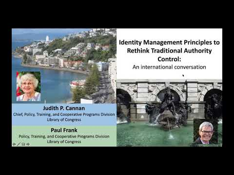 2020-July-20 Identity management principles, Data sources track (Cannan & Frank)