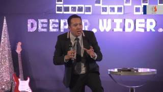 DEEPER. WIDER. HIGHER. (Part 1) - Pastor Carlo Panlilio