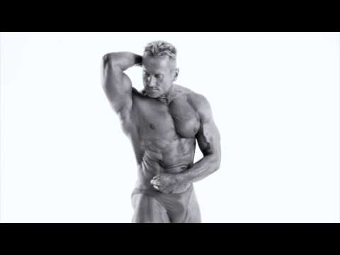 Amazing Natural Danish 55 Year Old Bodybuilder (Trained More Than 9000 Times)
