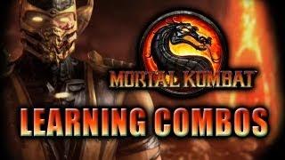 Discovering Mortal Kombat 9 : Learning Combos