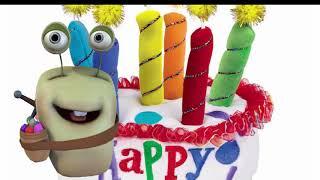 Анимационные открытки с днем рождения женщине бесплатно. Открытки с днем рождения.