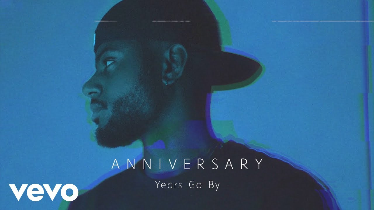 Bryson Tiller - Years Go By (Visualizer)