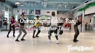 潘若迪_Funky Dance Choreography by Eddie Pan.