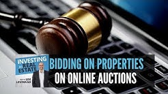 How To Find Properties To Flip on Real Estate Online Auction Sites like Auction.Com