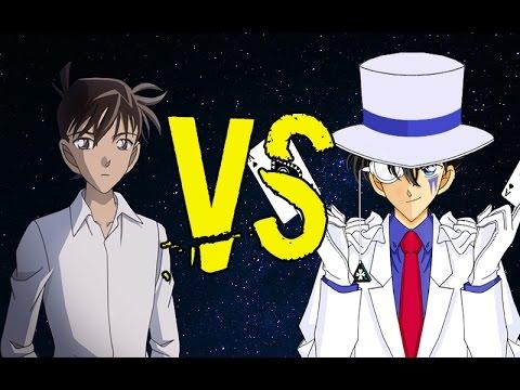 Shinichi Kudo vs Kaito Kid | BATALLAS DEL RAP FRIKI | Mc Energy ft Kinox