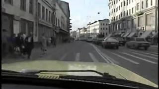 Москва, 1990 год  Поездка в такси по центру Города(Свой бизнес такси, возьми машину в аренду в компании МосТранс1, на лучших условиях. Подробнее на mtrans1.ru., 2015-09-16T06:40:19.000Z)