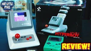 The Konami Hyperboy - Arcade Machine For The Nintendo Game Boy! Japan Exclusive 1991!