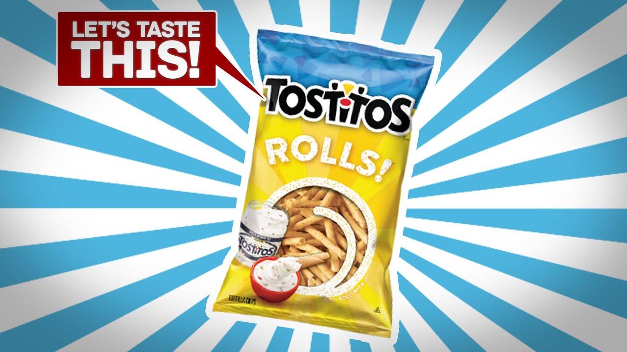 Tostitos Introduces Tostitos Rolls! Tortilla Chips