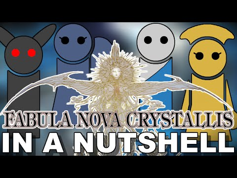 Fabula Nova Crystallis: Final Fantasy in a Nutshell