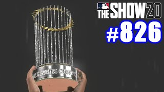 GREATEST GAME IN MLB HISTORY! | MLB The Show 20 | Road to the Show #826