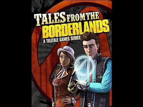 Tales from The Borderlands Episode 1 pt.1: Con Artists work Alone!