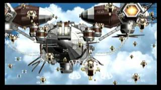 Sky Gunner PS2 Intro