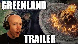 GREENLAND Trailer (2020) - Reaction