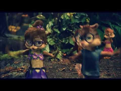 Alvin e os esquilos cantando O Xote Das Meninas Luiz Gonzaga
