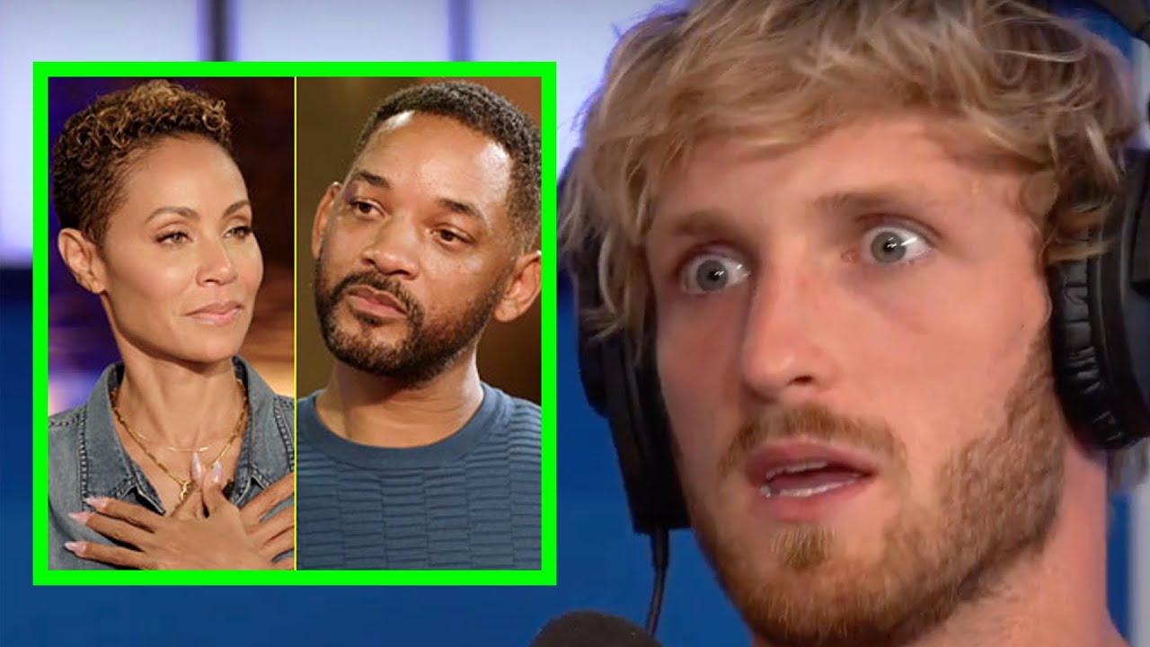 """LOGAN PAUL ON WILL SMITH AND JADA """"ENTANGLEMENT"""""""