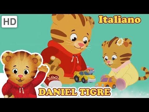 Daniel Tiger in Italiano - Tutti i Migliori Momenti della Stagione 2 (1+ Ora!)
