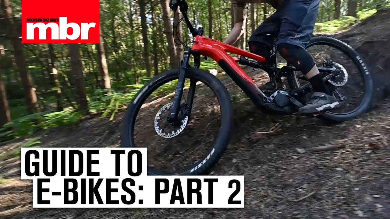 Guide to e-bikes: Part 2, how to set-up and maintain your e-bike   Mountain Bike Rider