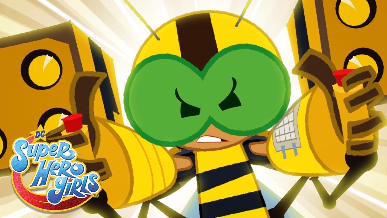 Poznaj Bumblebee    DC Super Hero Girls Po Polsku