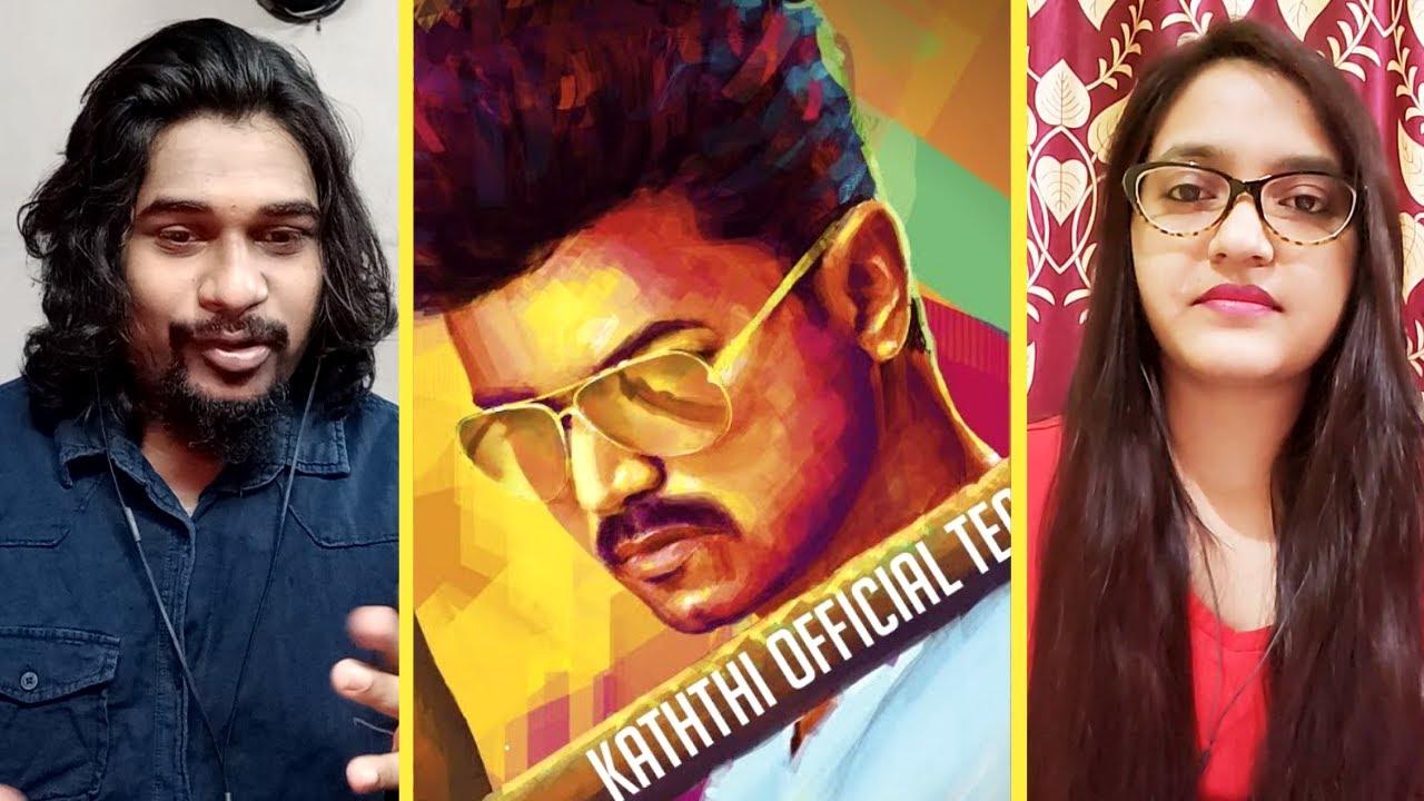 PAKKAM VANTHU Video Song Reaction   Kaththi   Thalapathy Vijay   Samantha   Anirudh   SWAB REACTIONS
