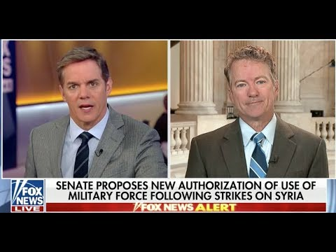 Sen. Rand Paul on Syria, the FBI, and His Balanced Budget Proposal