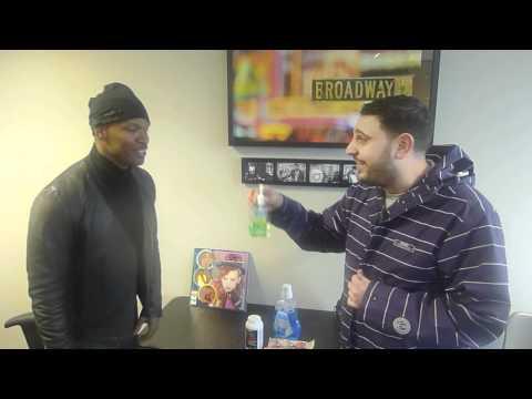 Jaime Foxx interview at Power 106 w/ Dj Vick One