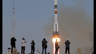 NOTLANDUNG GEGLÜCKT: Panne nach Start von bemannter Sojusrakete