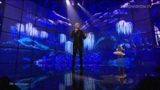 Sergej Ćetković - Moj Svijet (Montenegro) LIVE Eurovision Song Contest 2014 Grand Final