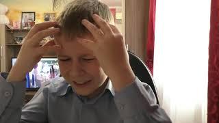 Смешное видео:Делаем уроки/Do the lessons