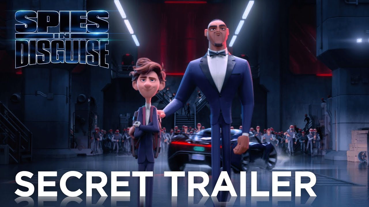 Spies in Disguise | Super Secret Trailer | 20th Century FOX