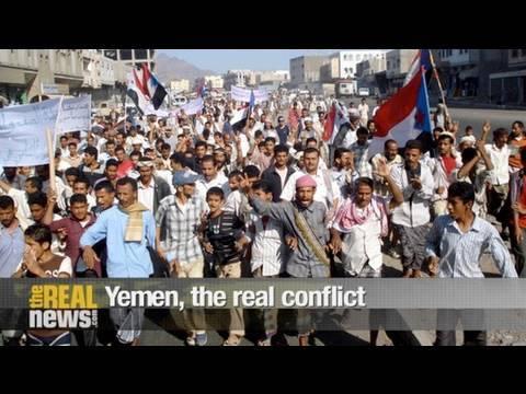 Yemen, the real conflict