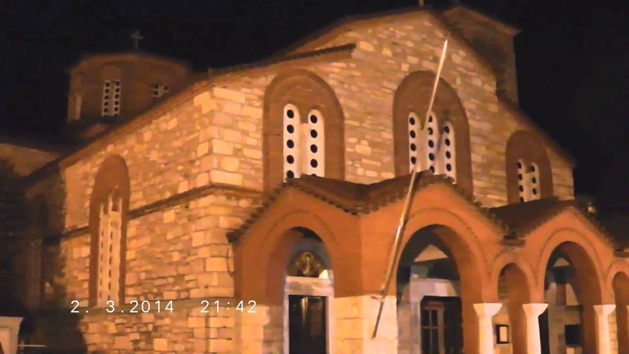 ac4427b307 Χαλάνδρι   Πλατεία Ελευθερωτών   Άγιος Νικόλαος - YouTube