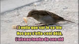 KARAOKÉ Michel Legrand Les Moulins De Mon Coeur Création JP