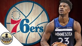 Jimmy Butler TRADED To Philadelphia 76ers!!! | NBA Trade News