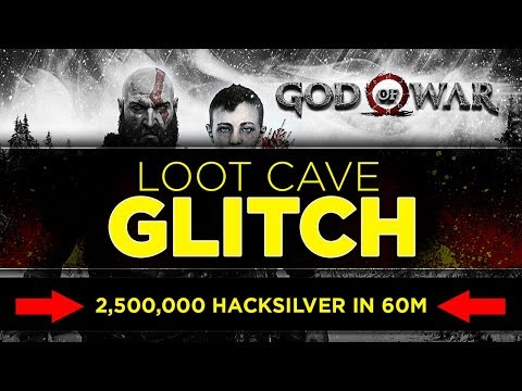 God Of War 4 Glitch- Unlimited HackSilver | Loot Cave 1
